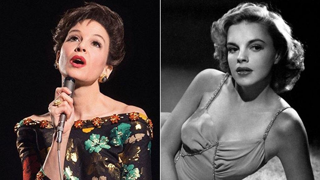 Renée Zellweger sera Judy Garland