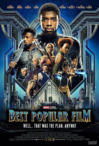 Black Panther devient...