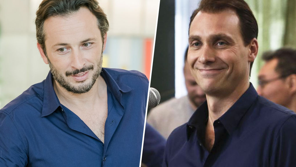 Michaël Cohen (Raphaël) vs. Alexandre Willaume (Jonas)