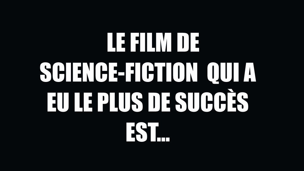 Le film de science-fiction