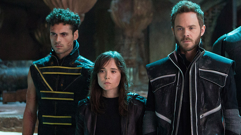 Kitty Pryde dans X-Men : Days of Future Past