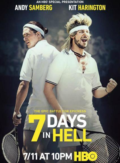 Kit Harington a joué le match de tennis le plus long de l'histoire !