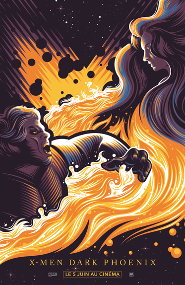 Jean Grey/Phoenix et Hank McCoy/Beast