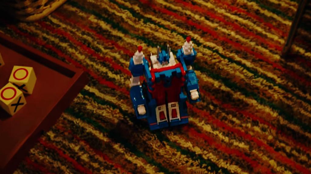 Un Transformer en avant-première