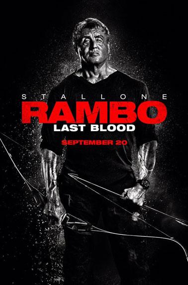 Rambo: Last Blood avec Sylvester Stallone, Paz Vega, Sergio Peris-Mencheta...