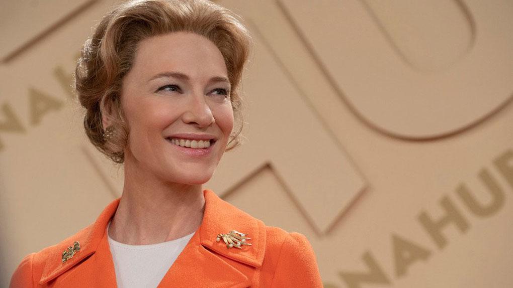 Cate Blanchett est Phyllis Schlafly