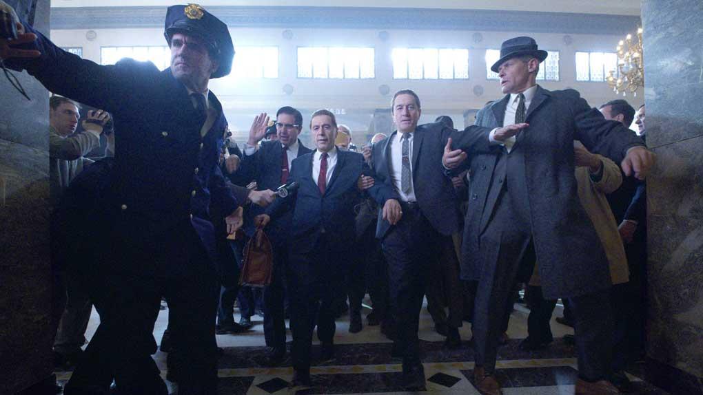 The Irishman (sortie le 27 novembre)
