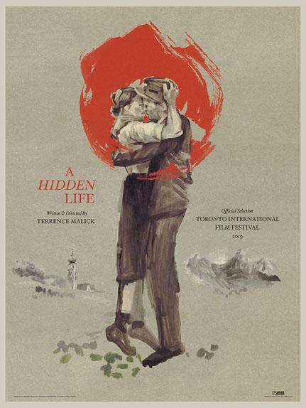 Une vie cachée avec August Diehl, Valerie Pachner, Maria Simon...