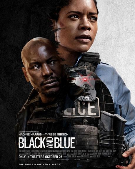 Black & Blue avec Naomie Harris, Tyrese Gibson, Frank Grillo...