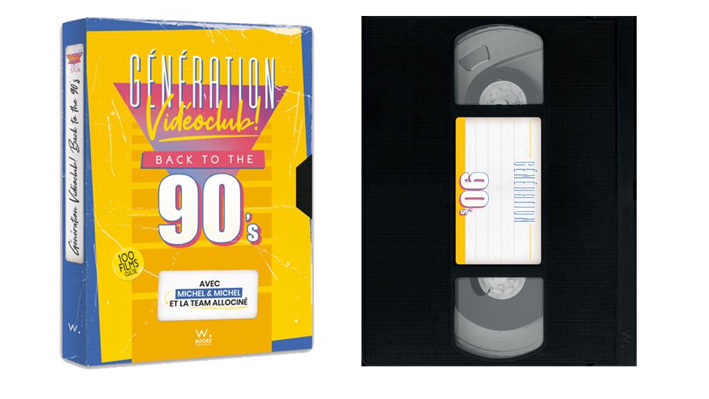 Back to the 90's - Génération Vidéoclub !
