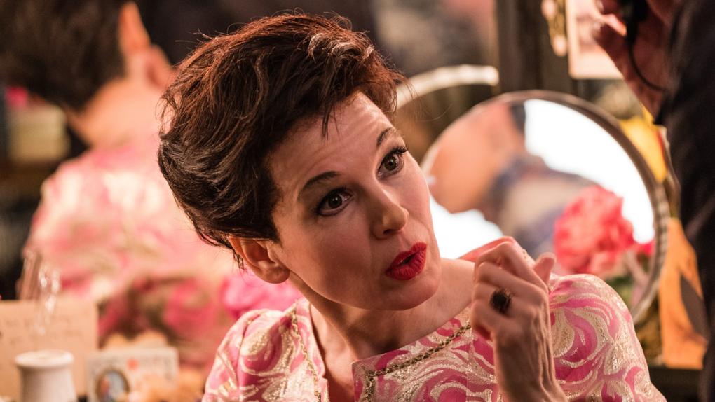 """Renée Zellweger pour le rôle de Judy Garland dans """"Judy"""" (2020)"""