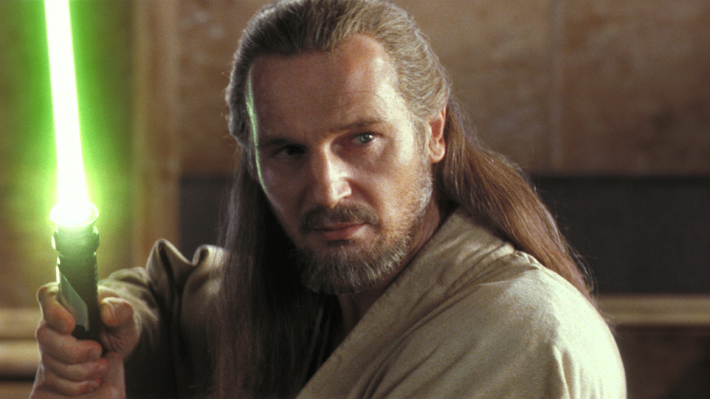 Young Qui-Gon Jinn : Rise of a Jedi
