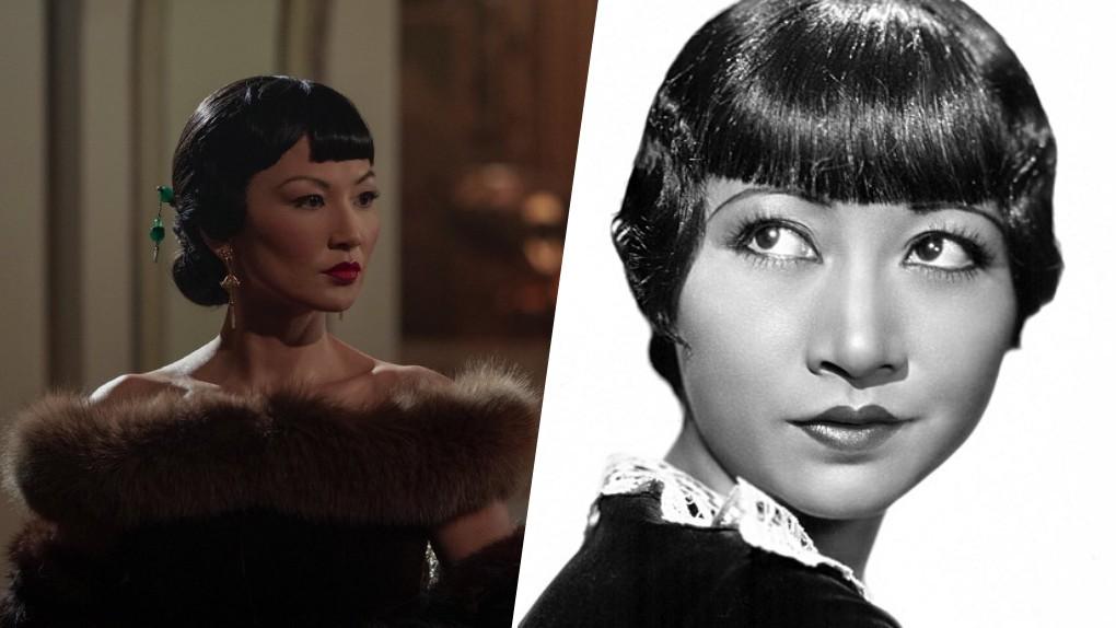 Michelle Krusiec incarne Anna May Wong