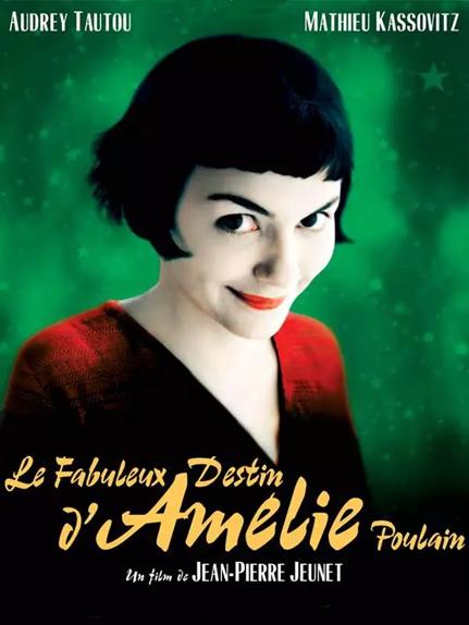 Amélie Poulain... En France