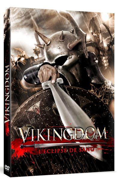 Vikingdom - l'éclipse de sang : Affiche