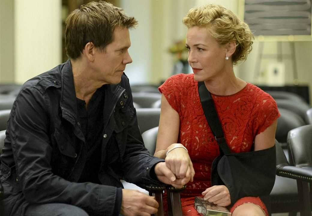 Photo Connie Nielsen, Kevin Bacon