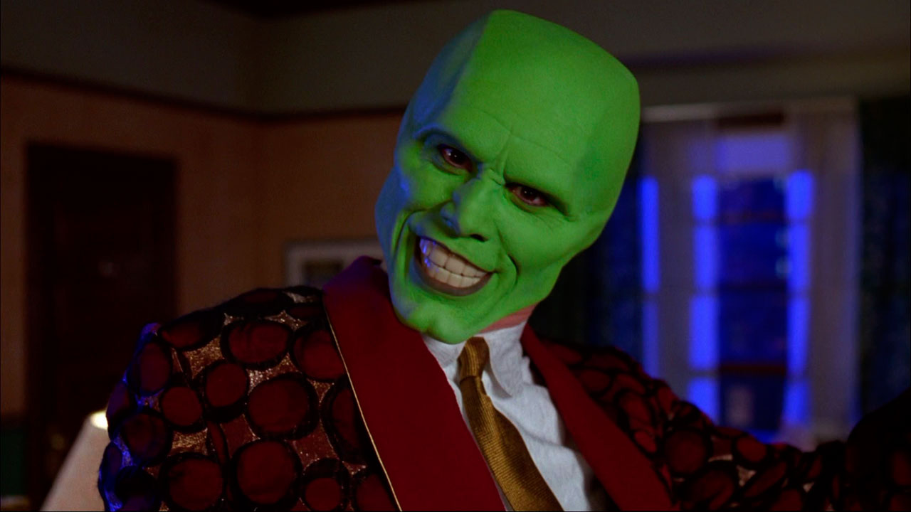 The Mask : Photo Jim Carrey