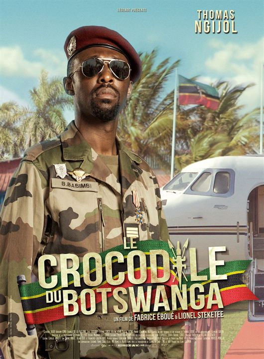 le crocodile du botswanga film