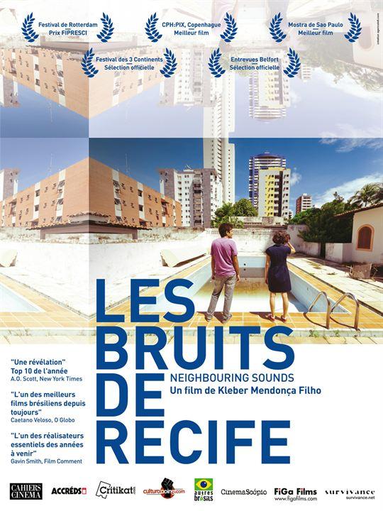 Les bruits de Recife : Affiche