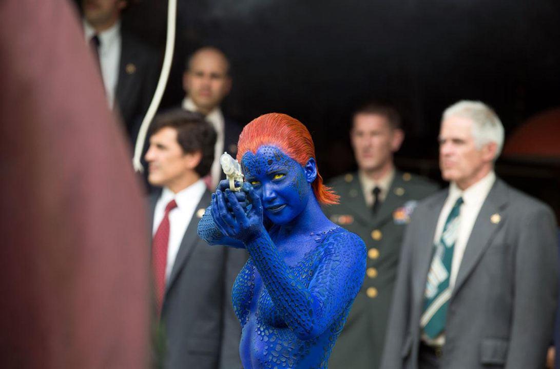 X-Men: Days of Future Past : Photo Jennifer Lawrence