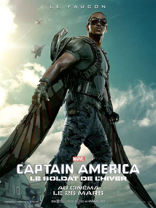 affiche du film captain america le soldat de l 39 hiver affiche 11 sur 18 allocin. Black Bedroom Furniture Sets. Home Design Ideas