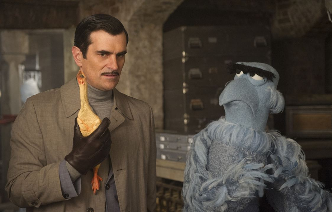 Muppets most wanted : Photo Ty Burrell