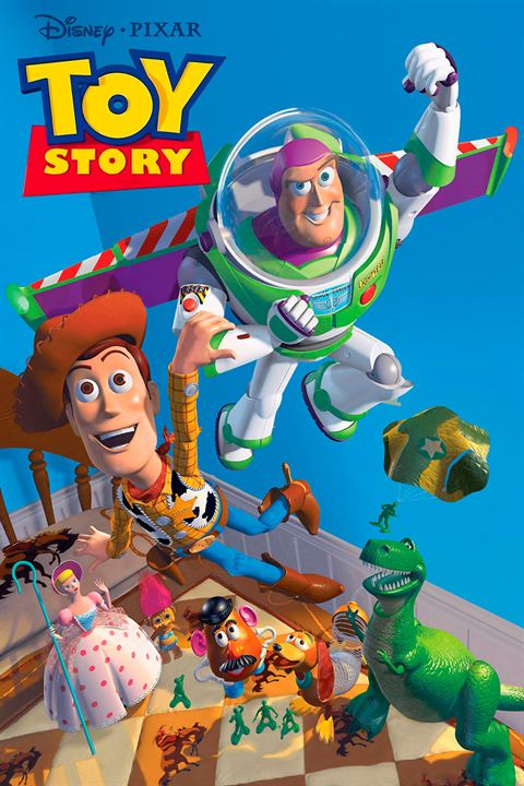 Toy Story : Affiche