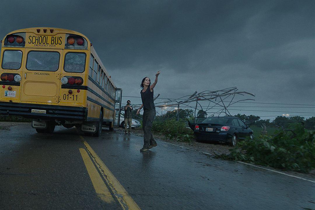 Black Storm : Photo Sarah Wayne Callies