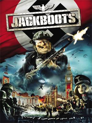 Jackboots On Whitehall : Affiche