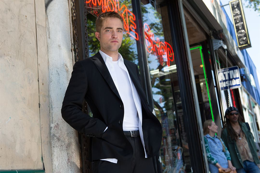 Maps To The Stars : Photo Robert Pattinson