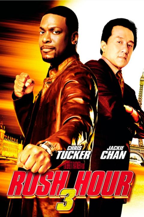 Rush Hour 3 : Affiche