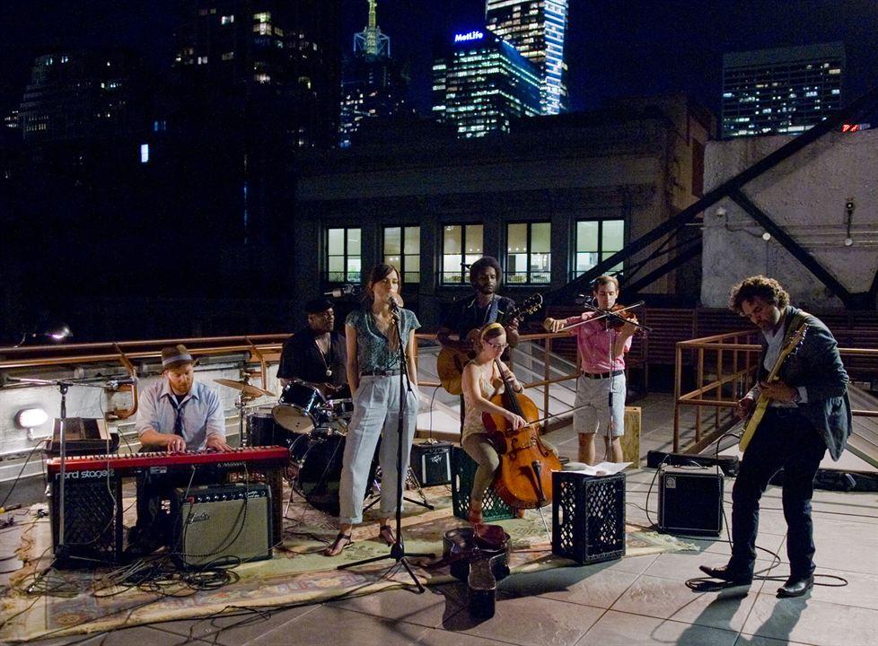 New York Melody : Photo James Corden, Keira Knightley, Mark Ruffalo