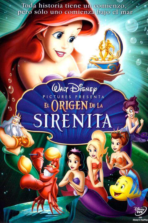 Le secret de la Petite Sirène : Affiche