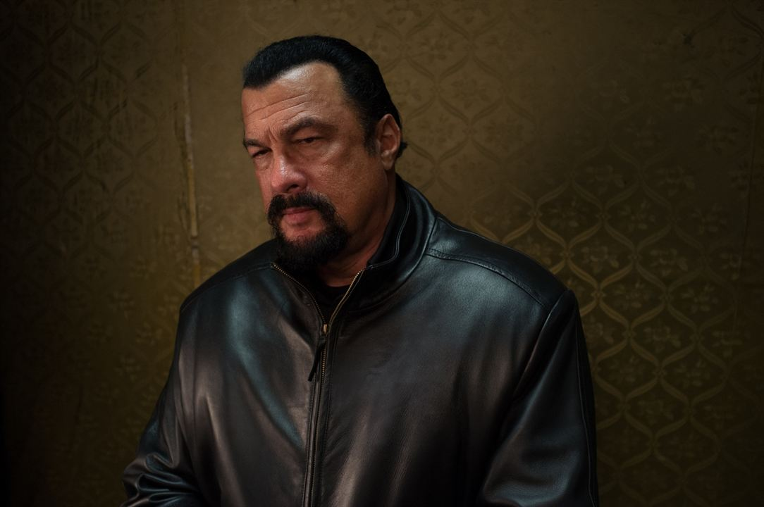 A Good Man : Photo Steven Seagal