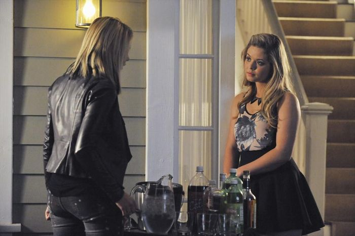 Photo Ashley Benson, Sasha Pieterse