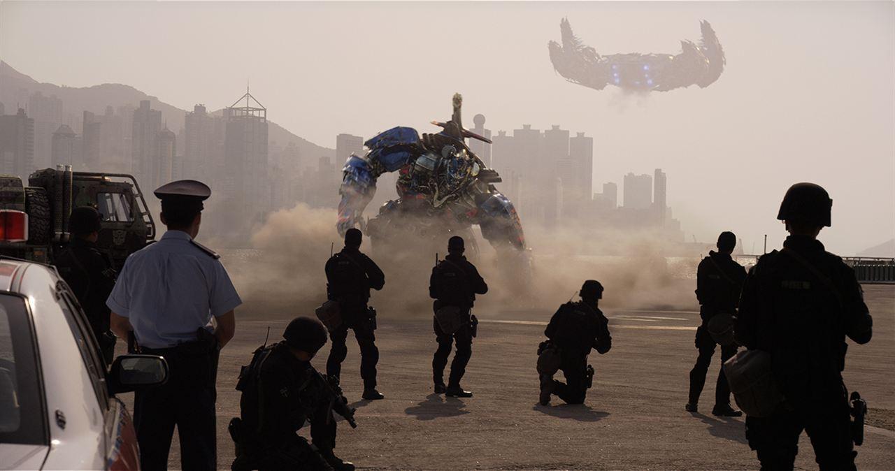 Transformers : l'âge de l'extinction : Photo