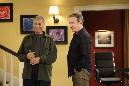 Photo Robert Forster, Tim Allen