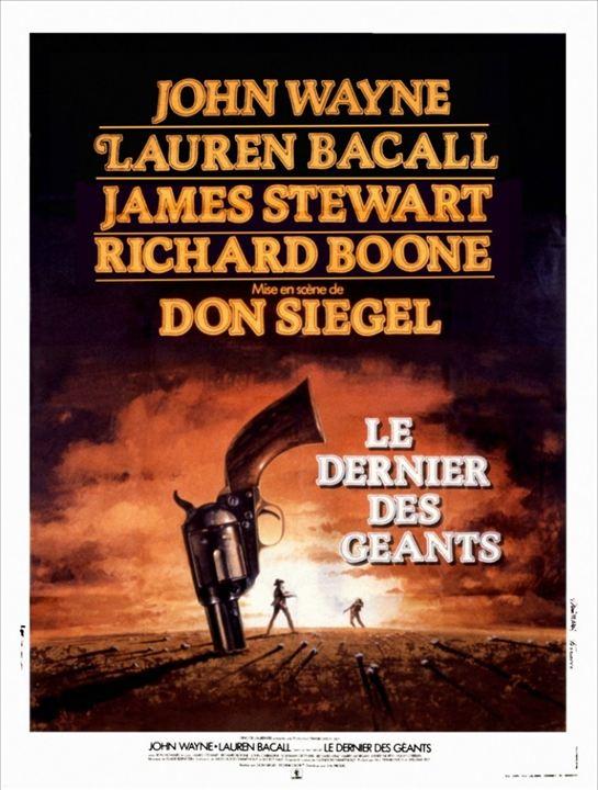 Le Dernier des géants : Affiche