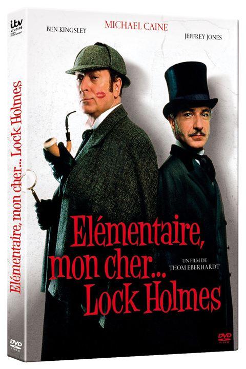 Elementaire, mon cher... Lock Holmes : Affiche