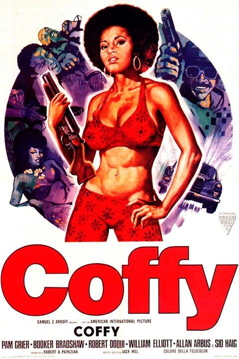 Coffy : Affiche
