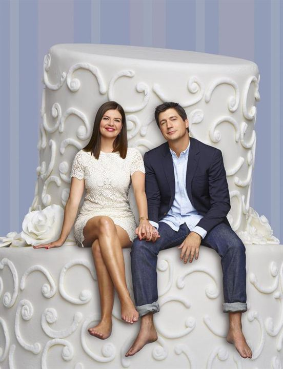 Photo Casey Wilson, Ken Marino