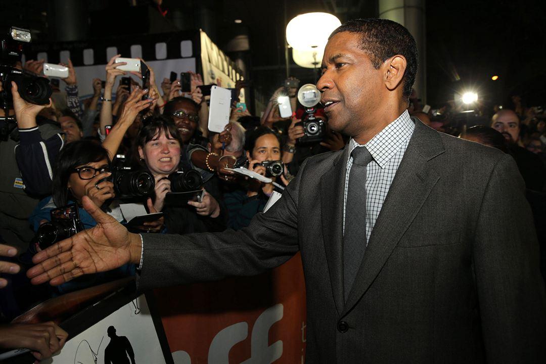 Equalizer : Photo promotionnelle Denzel Washington
