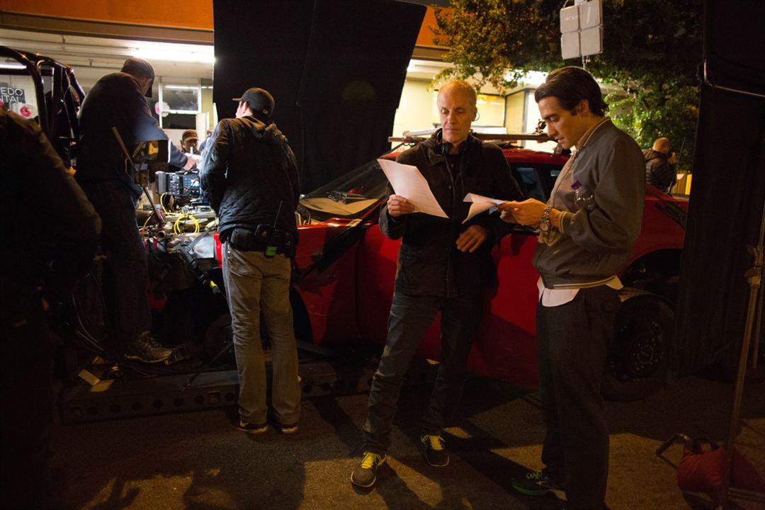 Night Call : Photo Dan Gilroy, Jake Gyllenhaal