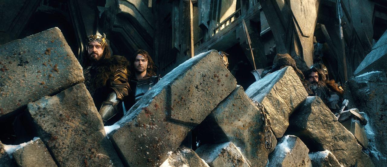 Le Hobbit : la Bataille des Cinq Armées : Photo Richard Armitage