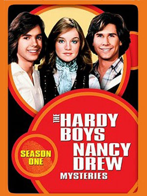 The Hardy Boys/Nancy Drew Mysteries : Affiche