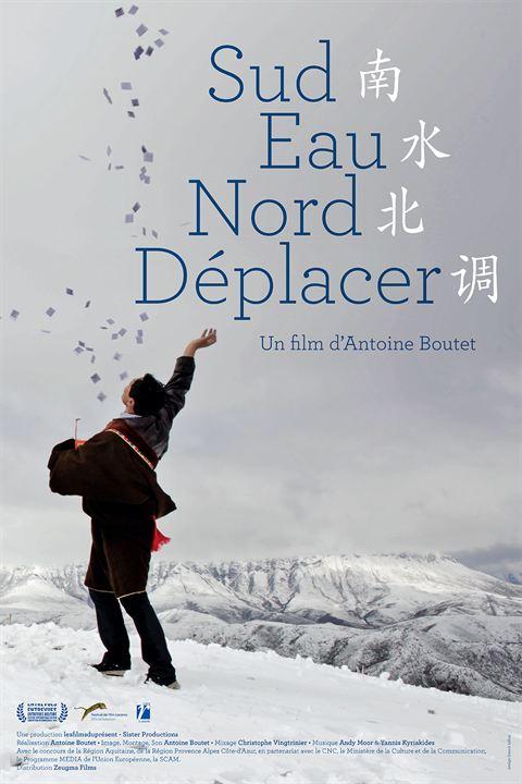 Sud Eau Nord Déplacer : Affiche
