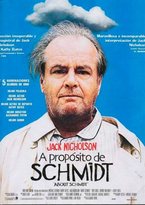 Monsieur Schmidt : Affiche