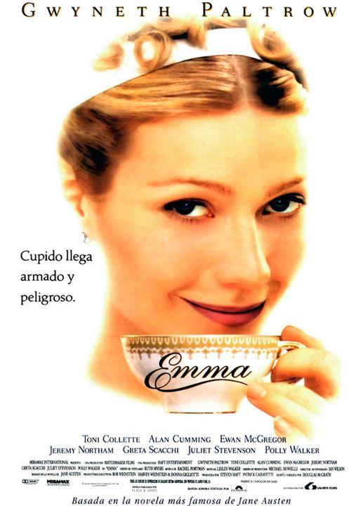 Emma l'entremetteuse affiche