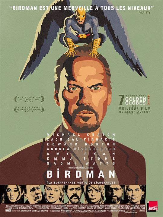Birdman VOSTFR