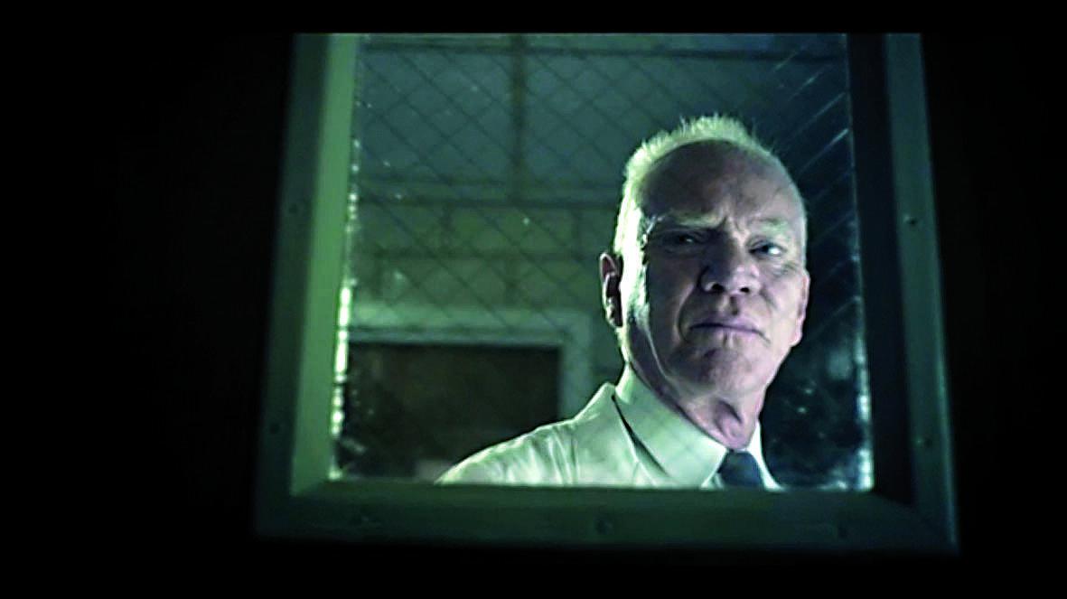 Sanitarium : Photo Malcolm McDowell